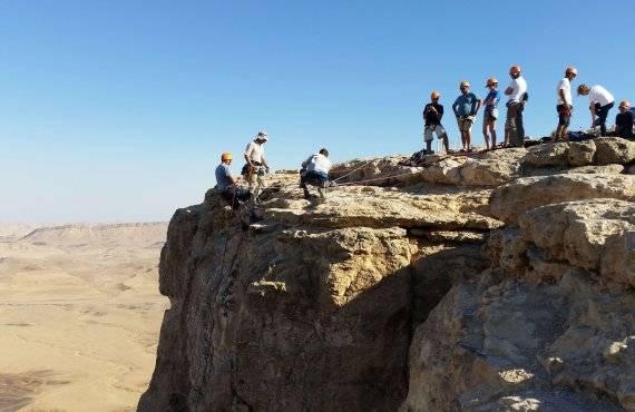 פעילויות במדבר