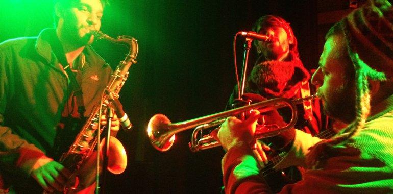ג'אם מועדון הג'אז